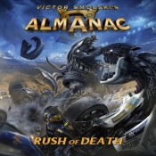 CDDVD ALMANAC - RUSH OF DEATH