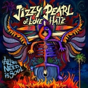 LP JIZZY PEARL OF LOVE / HATE - ALL YOU NEED IS SOUL