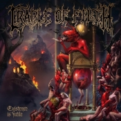 CD CRADLE OF FILTH - EXISTENCE IS FUTILE