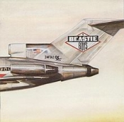 LP BEASTIE BOYS - LICENSED TO ILL