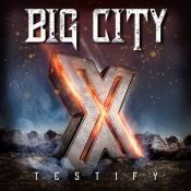 CD  BIG CITY - TESTIFY X