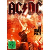 DVD  AC/DC Live At River Plate (limited edition with Mens XL T-