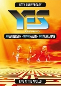 BRD Yes Featuring Jon Anderson, Trevor Rabin, Rick Wakeman-Live