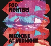 CD  FOO FIGHTERS - Medicine At Midnight