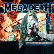 CDdigi MEGADETH -UNITED ABOMINATIONS  (2019 REISSUE)