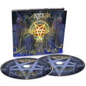2CDdigi ANTHRAX-FOR ALL KINGS Tour Edit.