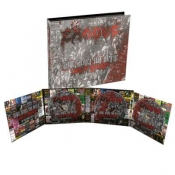 CDDVD  EXODUS - SHOVEL HEADED TOUR MACHINE  Digibook