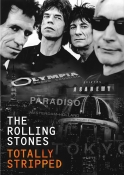 CDDVD ROLLING STONES - TOTALLY STRIPPED/CDDVD