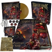 BCD CRADLE OF FILTH - EXISTENCE IS FUTILE
