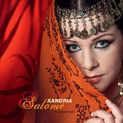 CD  XANDRIA - Salome The Seventh Veil