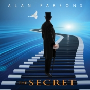 CDDVD PARSONS, ALAN - THE SECRET