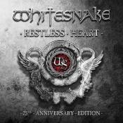2CD  WHITESNAKE - RESTLESS HEART