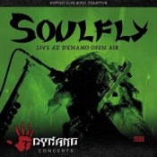 CD SOULFLY-LIVE AT DYNAMO OPEN AIR