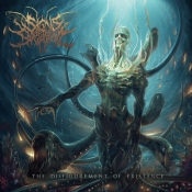 CD  SIGNS OF THE SWARM - THE DISFIGUREMENT OF EXISTENCE