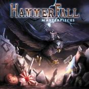 2LP  HAMMERFALL - CHAPTER V: UNBENT, UNBOWED, UNBROKEN LTD.