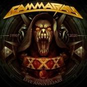 CDDVD GAMMA RAY - 30 YEARS LIVE ANNIVERSARY