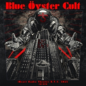 CDDVD BLUE OYSTER CULT - IHEART RADIO THEATER 2012