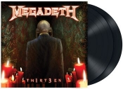 2LP MEGADETH -TH1RT3EN  (2019 REISSUE)