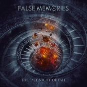 CD FALSE MEMORIES - THE LAST NIGHT OF FALL