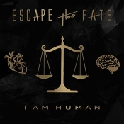 CD Escape the Fate - I Am Human