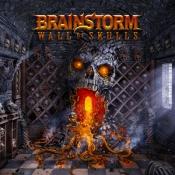 CD BRAINSTORM - WALL OF SKULLS