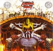 CD SATANS HOST -  METAL FROM HELL