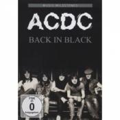 DVD DVD AC/DC - Music Milestones: Back In Black