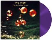 LP  DEEP PURPLE-WHO DO WE THINK WE ARE