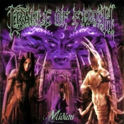 CD CRADLE OF FILTH- MIDIAN