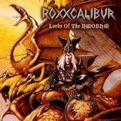 CD digi ROXXCALIBUR - LORDS OF THE NWOBHM