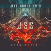 CD  JEFF SCOTT SOTO - RETRIBUTION