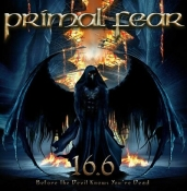 CD PRIMAL FEAR - 16.6. (BEFORE THE DEVIL KNOWS YOU'RE DEAD)