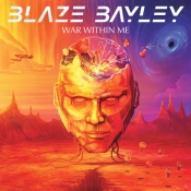 CD BLAZE BAYLEY - WAR WITHIN ME