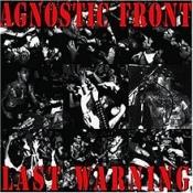 LP  Agnostic Front-Last Warning