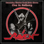 CDdigi RAVEN - SCREAMING MURDER DEATH FROM ABOVE: LIVE IN AALBO