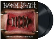 2LP  Napalm Death-Coded Smears And More Uncommon Slurs