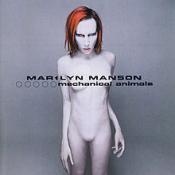 CD MARILYN MANSON-MECHANICAL ANIMALS