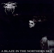 LP  DARKTHRONE - A Blaze In The Northern Sky