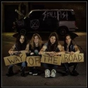CD  SKULL FIST - WAY OF THE ROAD