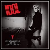 CD  BILLY IDOL- King & Queens Of The Underground