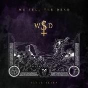 LP WE SELL THE DEAD - BLACK SLEEP