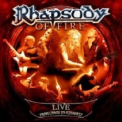 digiCD RHAPSODY OF FIRE    LIVE-FROM CHAOS TO ETERNITY