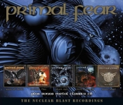 6CD  PRIMAL FEAR - THE NUCLEAR BLAST RECORDINGS