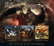 3CD MYSTIC PROPHECY - MONUMENTS UNCOVERED