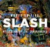LP  SLASH-WORLD ON FIRE