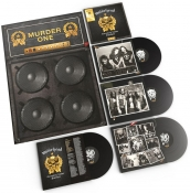 4LP  MOTORHEAD -EVERYTHING LOUDER FOREVER (THE VERY BEST OF)