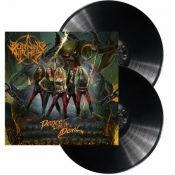 2LP  BURNING WITCHES - DANCE WITH THE DEVIL