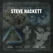 5CD STEVE HACKETT-Original Album Collection