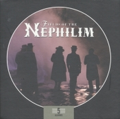 5CD  Fields of the Nephilim-5 Albums Box Set