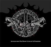 cd Voodoo Gods-Anticipation for Blood Leveled in Darkness